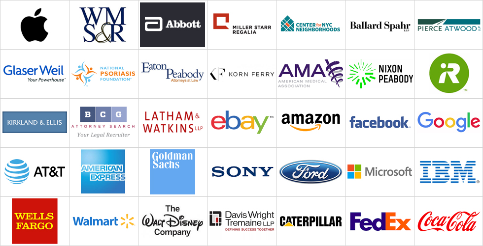 Companies that use our services