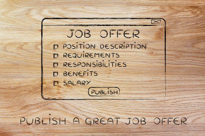 Create High-impact Job Descriptions as an Effective Recruitment Strategy