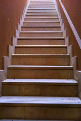 Steps To Climb Up The  Ladder To Reach Your Goals