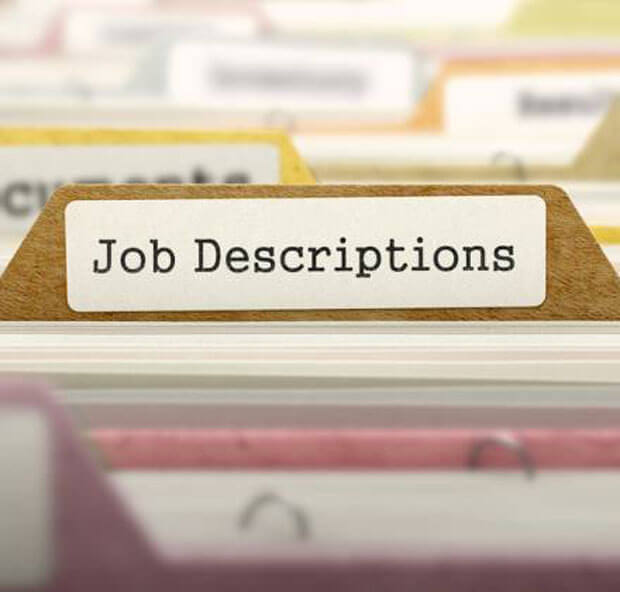 Learn how to create a great job description in this article.