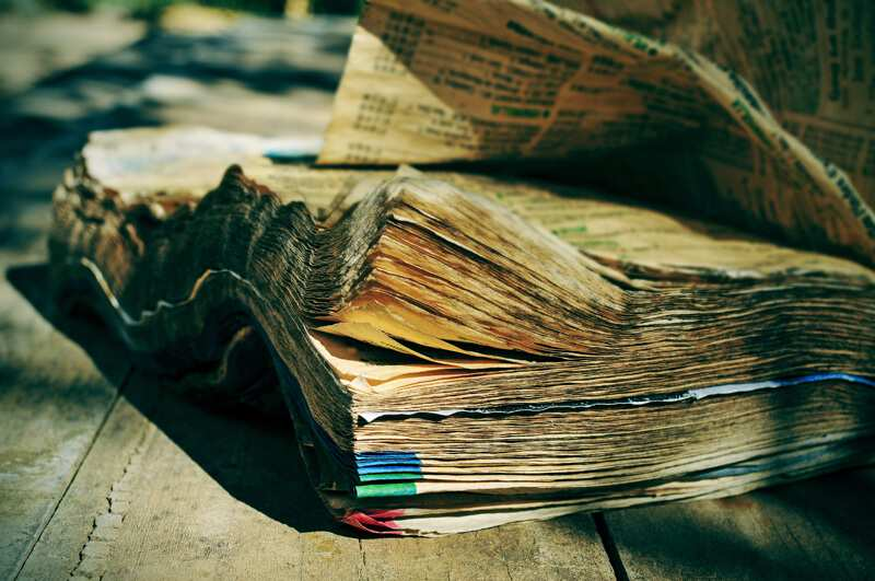 UsingThe Yellow Pages And Your Salary Negotiations