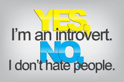 Dont be Fooled by the Extrovert Ideal