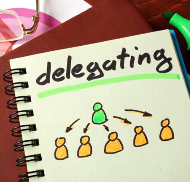 How to Delegate: One Key Step Towards Leadership