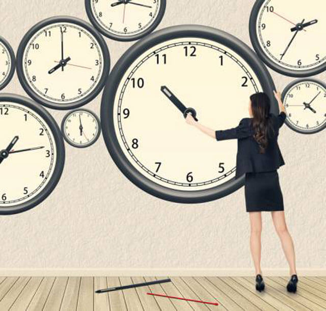 Solving Time Management Problems