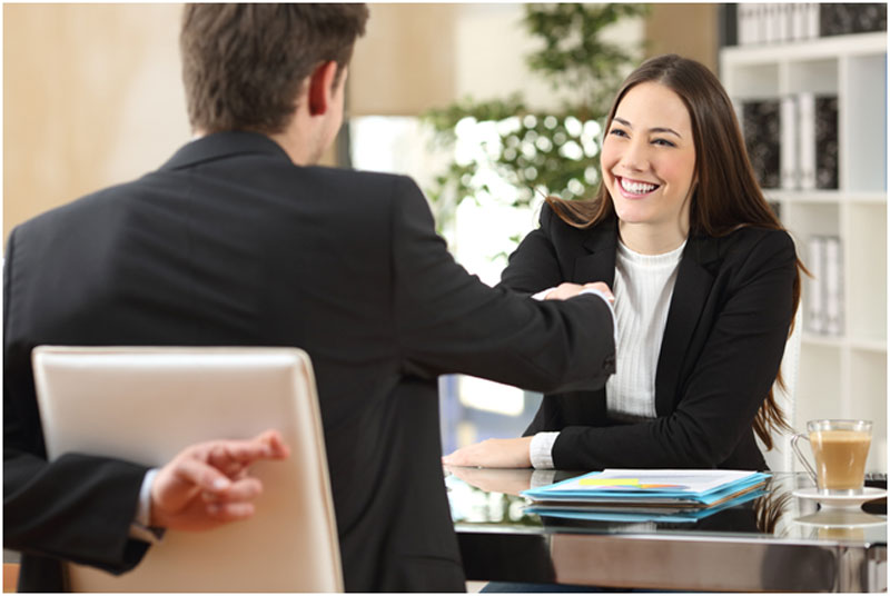 The Top 7 Steps That Can Help You Nail Your First Job Interview