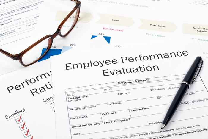 Timely Performance Evaluations