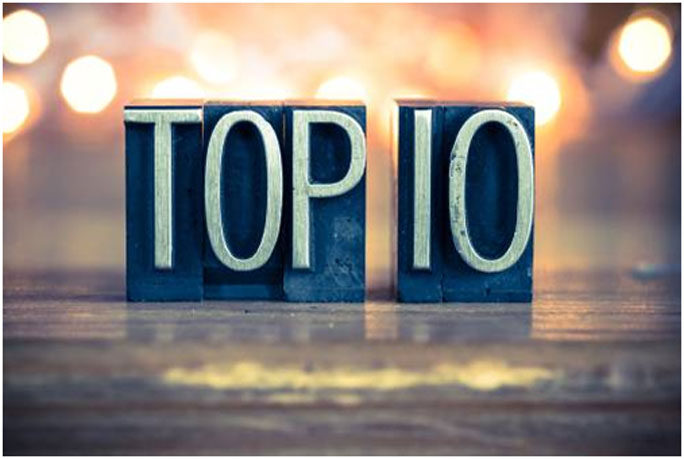 Find out what the top 10 most popular articles of 2017 for employers were on Employment Crossing.