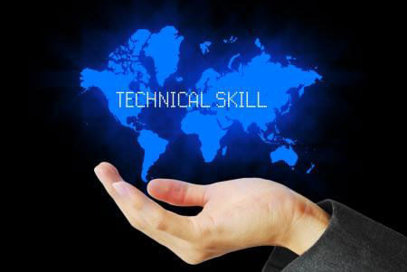 Hiring and retaining those with technical skills is not always easy for non-technical companies.