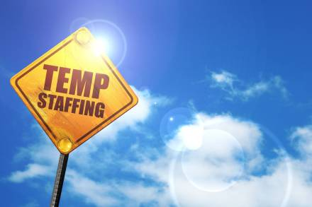 Learn how to use a staffing firm to help you fill temp jobs at your company more efficiently.