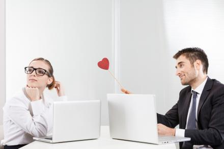 Office dating doesn't always have a happy ending.