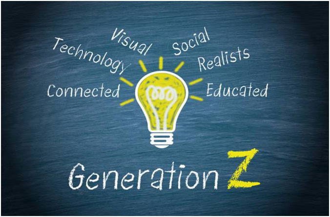 The Coming of the Z Generation in the Workforce